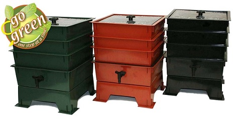 Worm Factory - Worm Bins